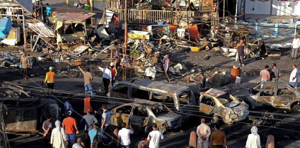 Atentados en Bagdad dejan 21 muertos