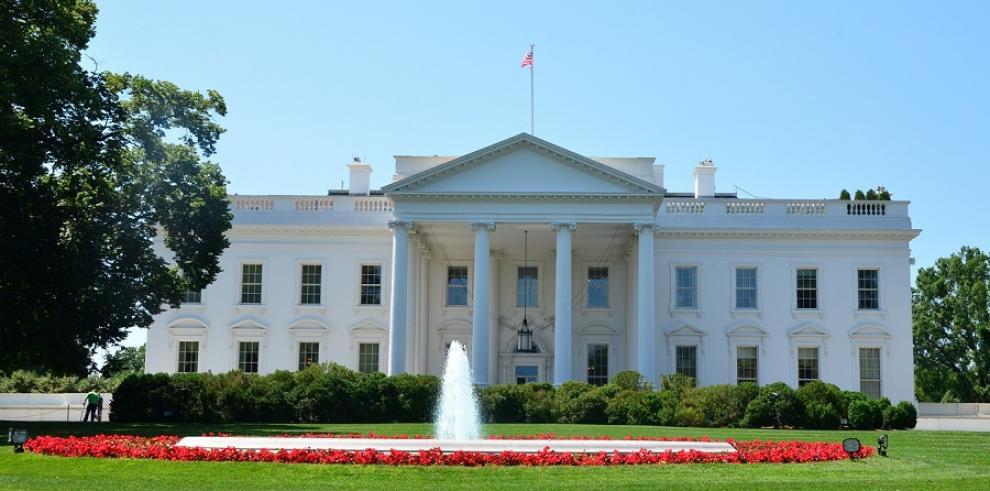 Un bebé moviliza al Servicio Secreto al colarse en la Casa Blanca