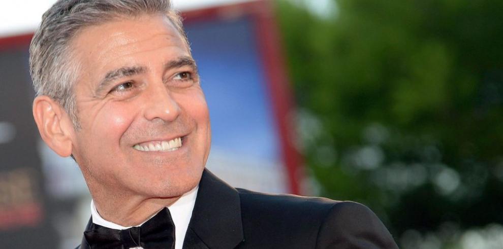 George Clooney ultima los detalles de su boda