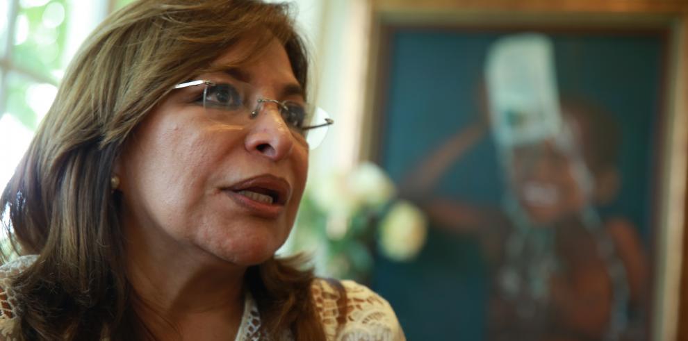 Balbina Herrera reconoce crisis a la interno del PRD
