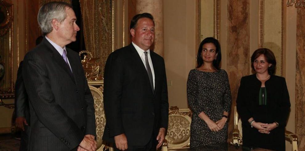 Varela sorprende con la nueva procuradora