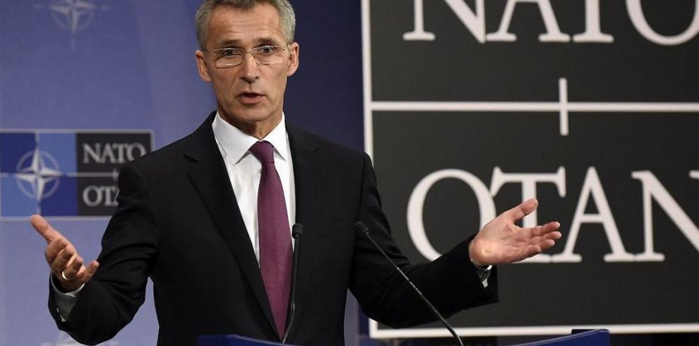 OTAN denuncia que Rusia incumple el cese al fuego en Ucrania
