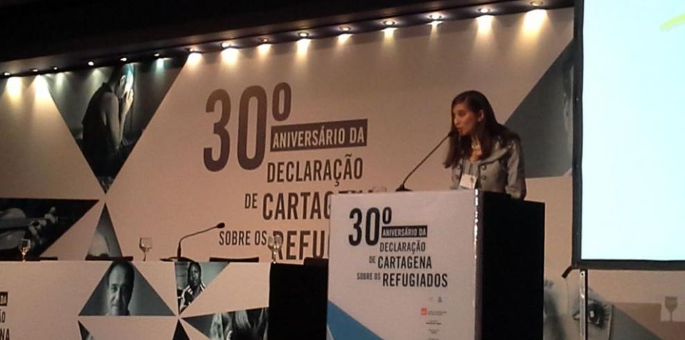 Panamá adopta Declaración de Brasilia sobre protección a refugiados