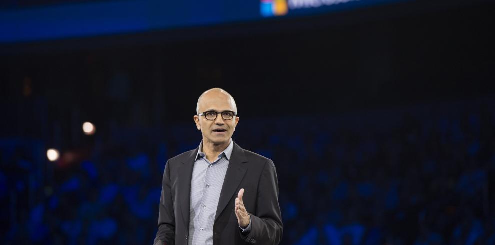Accionistas de Microsoft aprueban 84 mdd para CEO