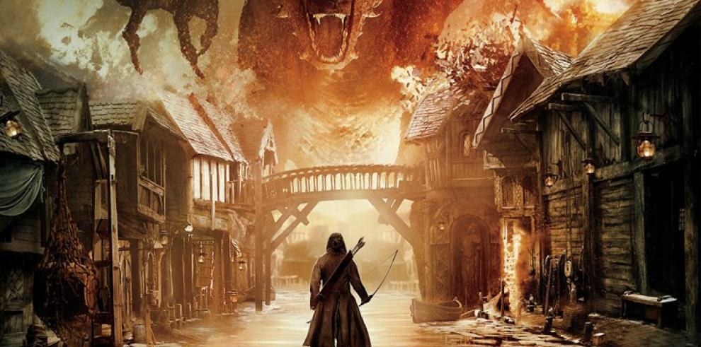 Llega final de trilogía del Hobbit
