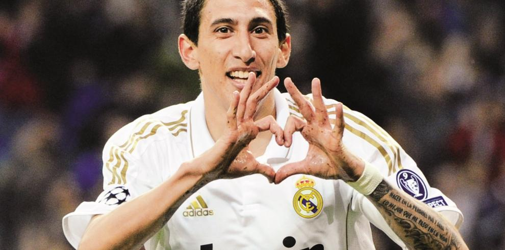 Di María fuera del Real Madrid, hay acuerdo con el Manchester United