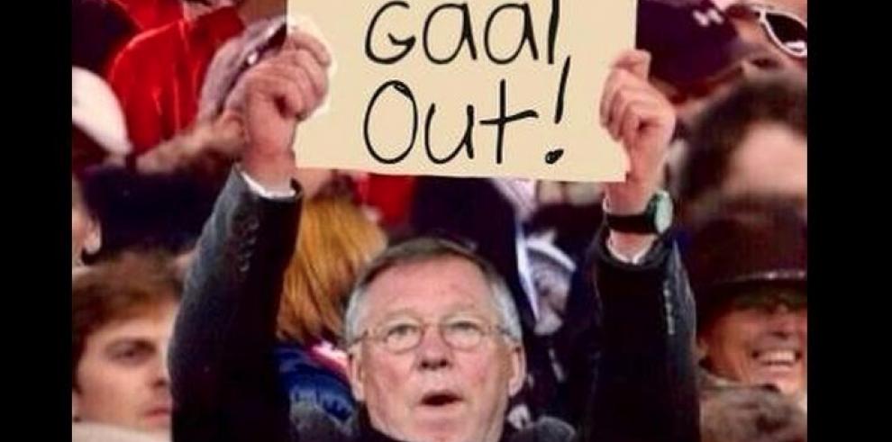Memes de Manchester United, humillado por equipo de tercera división