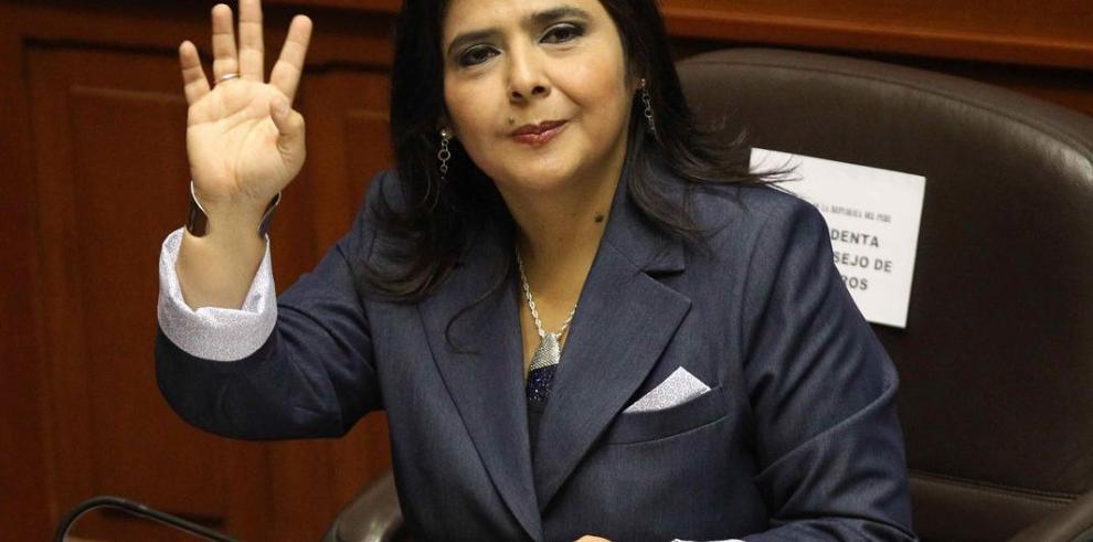 Ana Jara logró el voto de confianza del Congreso