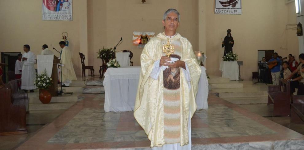 Se retira el padre Francisco Verar