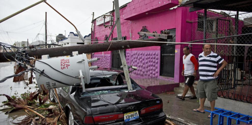 'Odile' impactará Sonora y se mantiene la alerta máxima