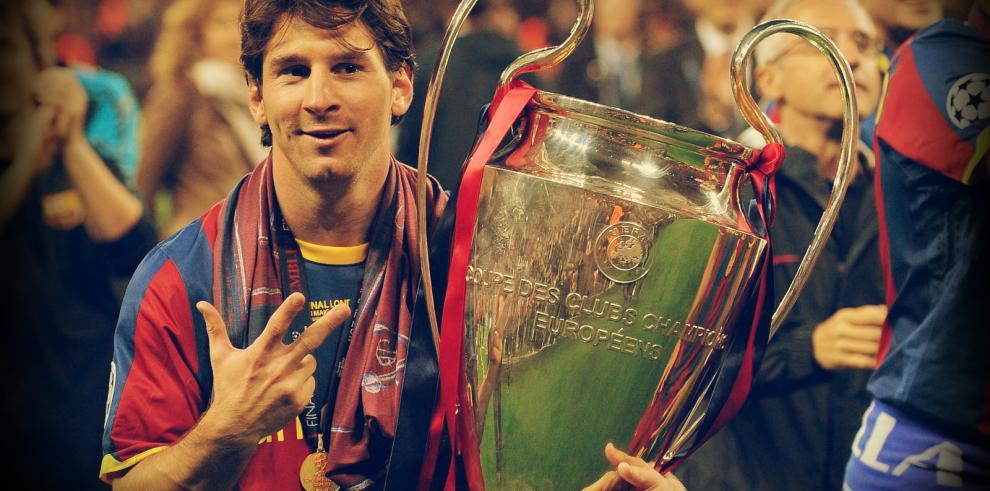 Los 14 años de Messi en el Barcelona con 14 datos