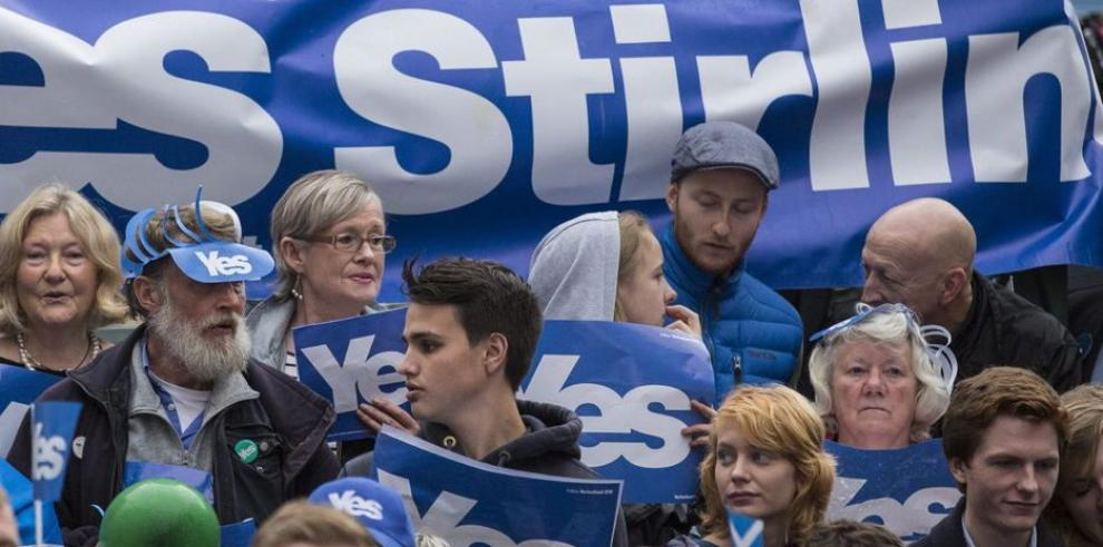 Escocia imprevisible