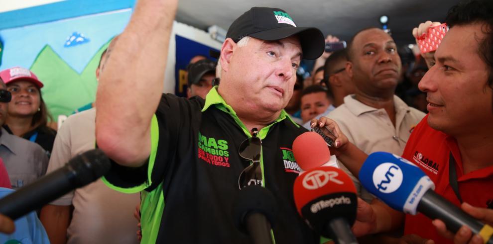 Martinelli es el único autorizado por el CD para conversar con otros partidos