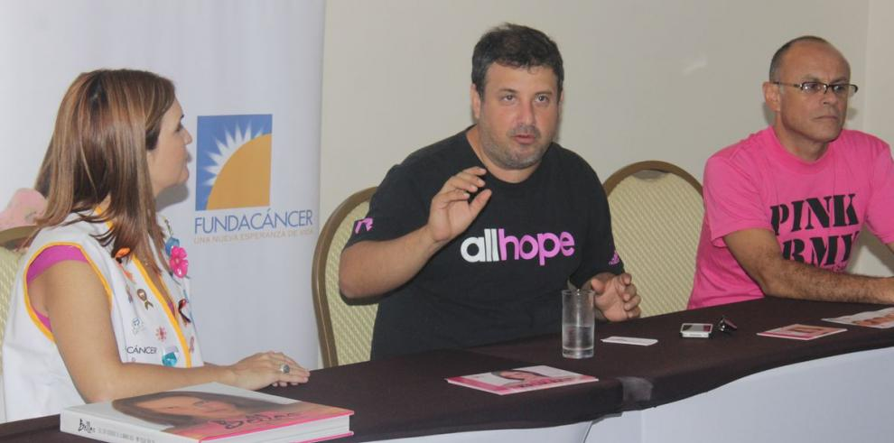 FundaCáncer arranca el Pink Power