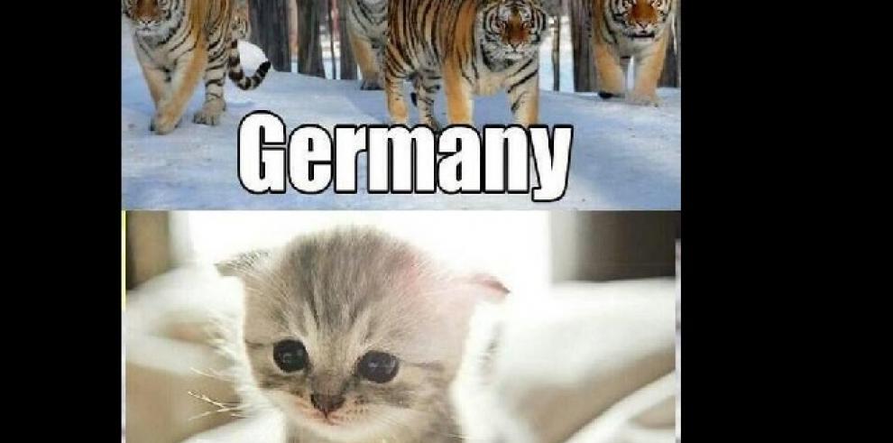 Memes de los partidos de Portugal vs Alemania y Nigeria vs Irán