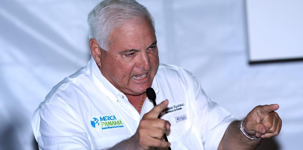 Martinelli prepara su oposición con copartidarios electos