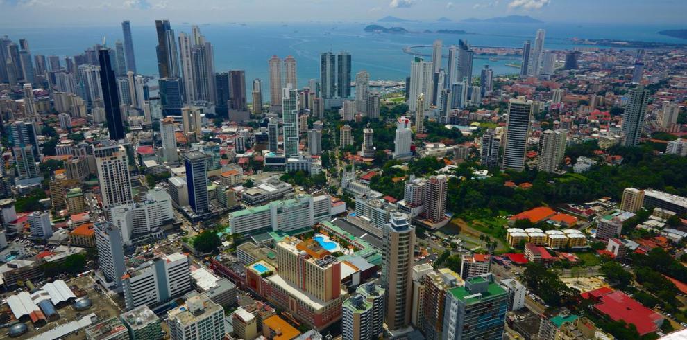 Diversas vistas desde el aire