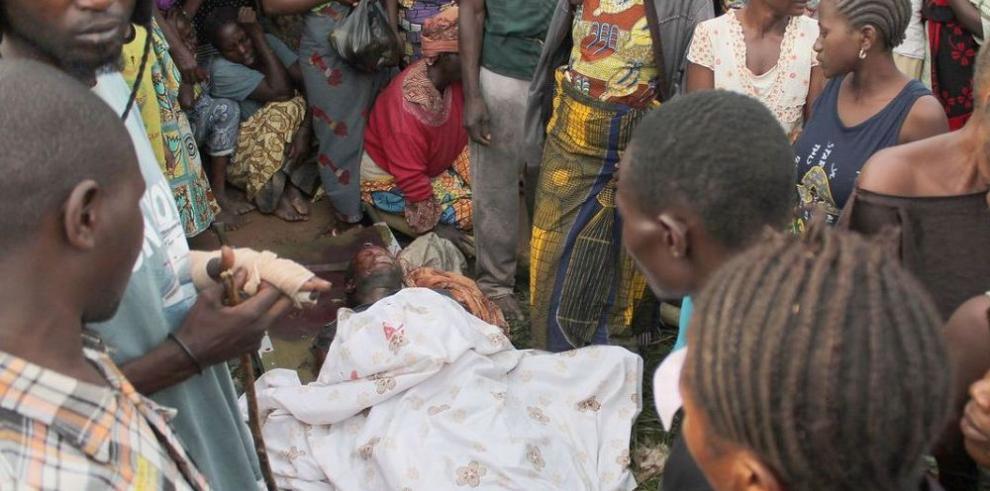 Mueren 36 por ataques rebeldes al norte del Congo