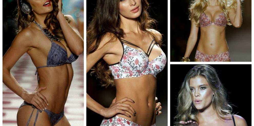 Bellezas colombianas en las pasarelas del Colombiamoda 2014