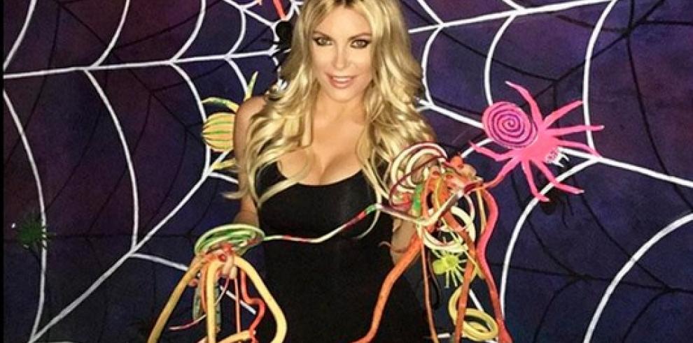 La Mansión de Playboy celebró Halloween