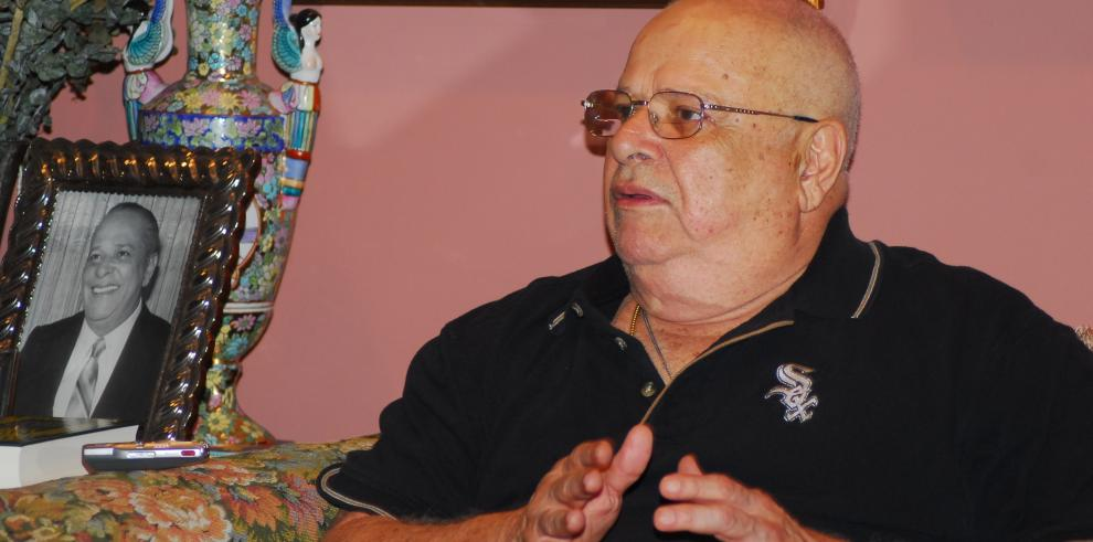 President for Life of the PRD Party, Carlos Duque Jaén, passed away