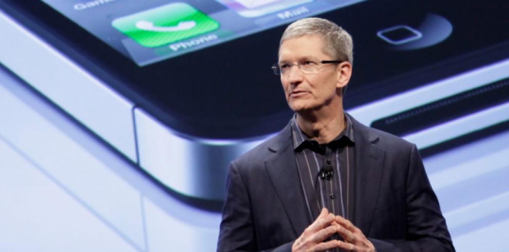 Consejero delegado de Apple, Tim Cook, se declara