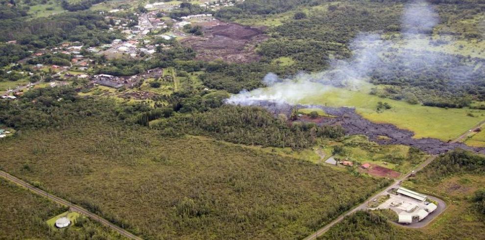 Volcán Kilauea amenaza zona rural de Hawai