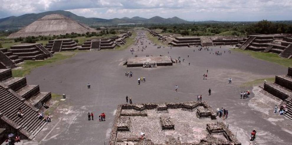 Impresionantes hallazgos en ciudad precolombina Teotihuacán