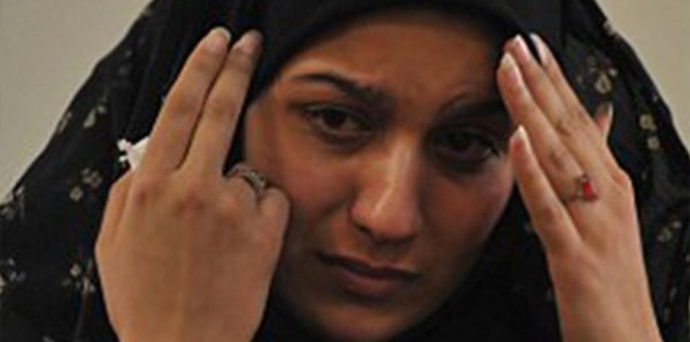 Mujer iraní ahorcada pidió que sus órganos fueran donados