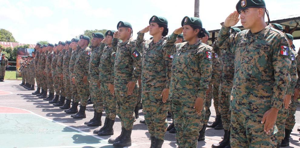 El Senafront refuerza frontera entre Panamá y Costa Rica