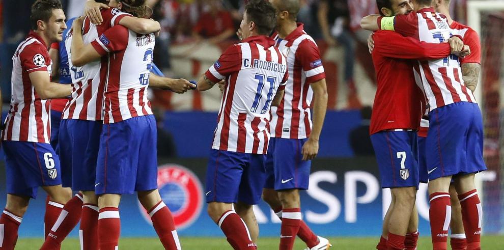 Atlético de Madrid y Bayern clasifican a la semifinal de la Champions