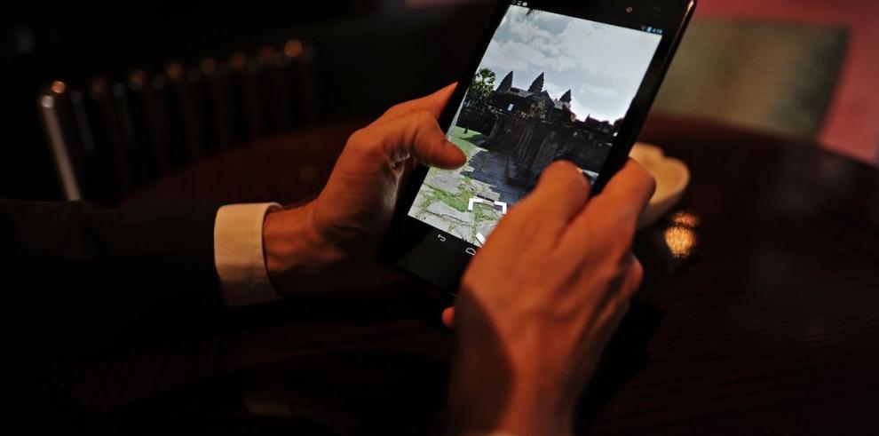 Visita digital a las ruinas de Angkor