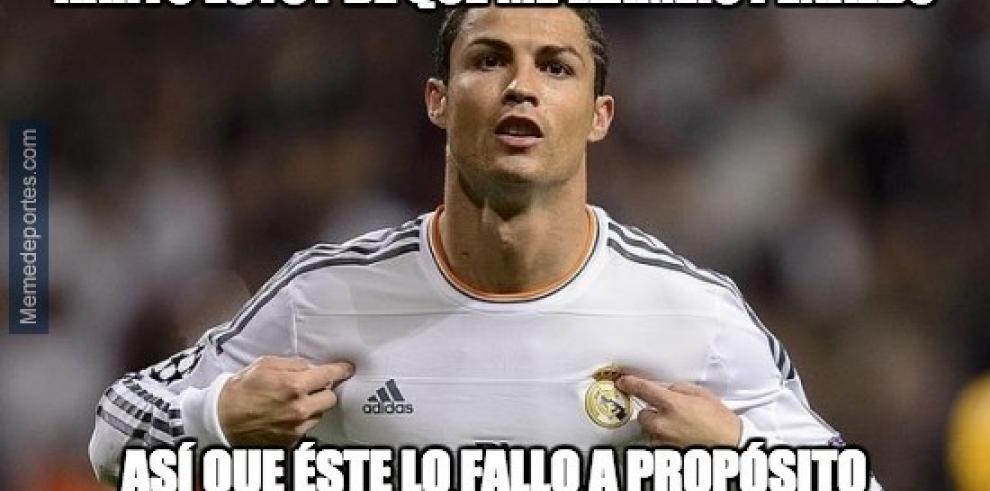 Memes del Partido del Real Madrid