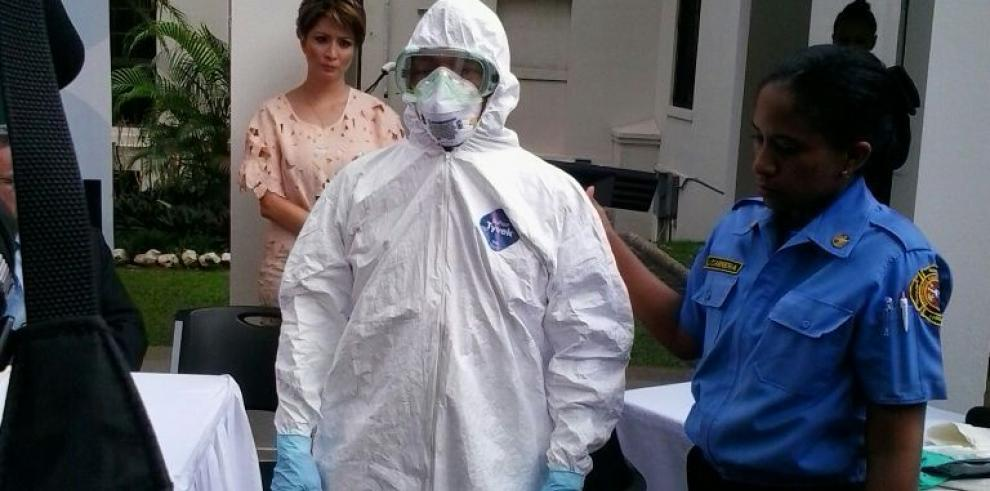 MINSA refuerza medidas para prevenir ingreso de infectados con ébola