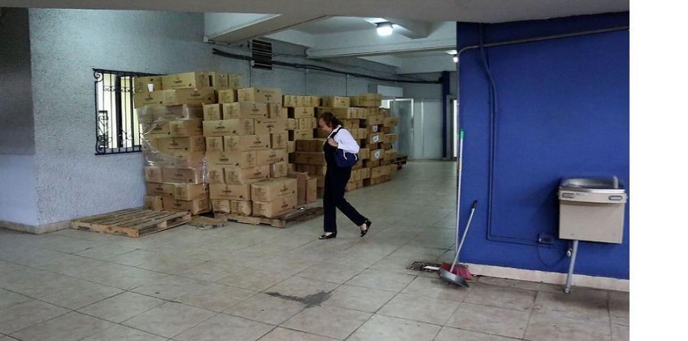 Empresas cuestionadas por TE suplían a la Lotería Nacional