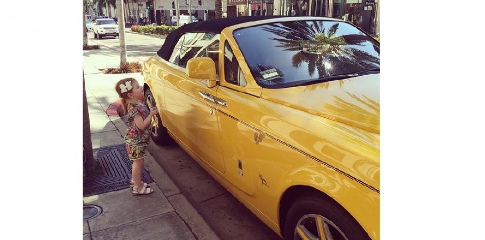 Pixie Curtis, niña más rica, famosa y empresaria en Instagram