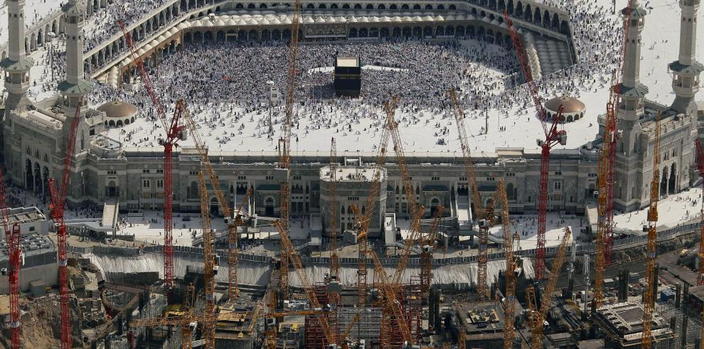 Musulmanes de todas partes del mundo celebran el Eid al-Adha