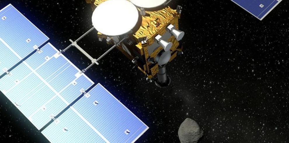 Lanzarán otra sonda para obtener muestras