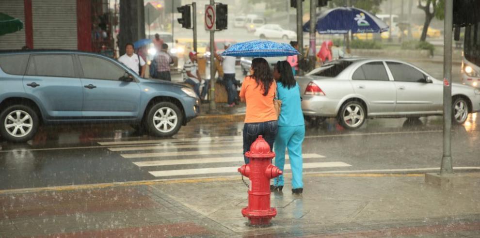 Temporada de lluvia en Panamá podría culminar a finales de noviembre