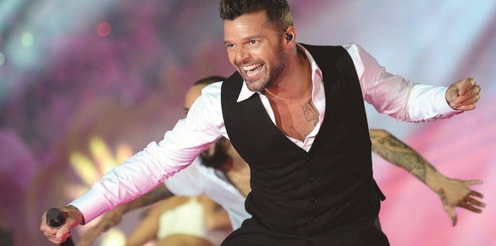 Ricky Martin cantará en apertura de los Juegos de Veracruz 2014