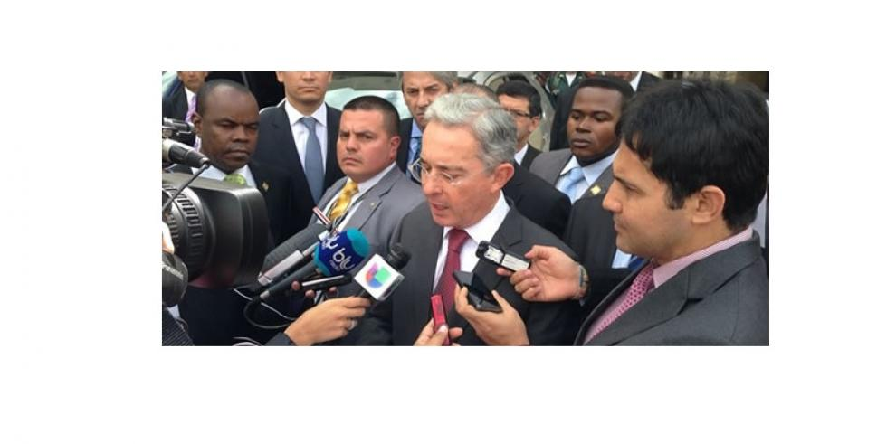 Uribe rechaza acción de Colombia en incluir a Panamá en lista gris