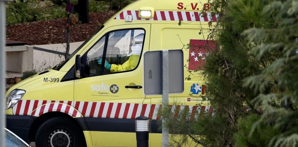Misionero que estuvo en Liberia ingresa a hospital de Madrid con fiebre