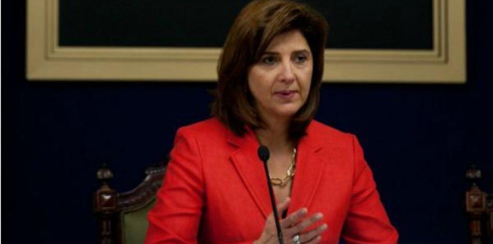 Holguín: 'El plazo puesto por Panamá no es una amenaza para nosotros'
