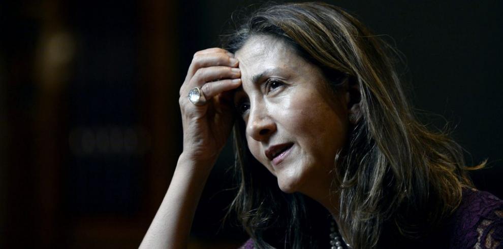 La colombiana Ingrid Betancourt dispuesta a