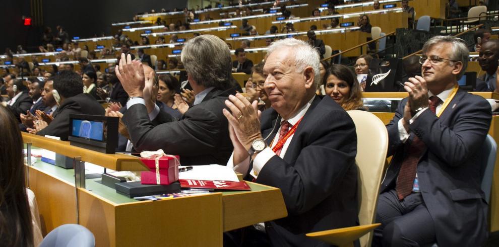 España elegida como miembro no permanente del Consejo de Seguridad