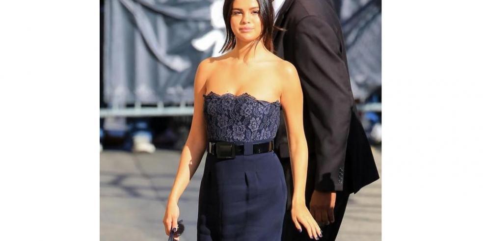 Selena Gómez tiene otra persona que le quieta el sueño