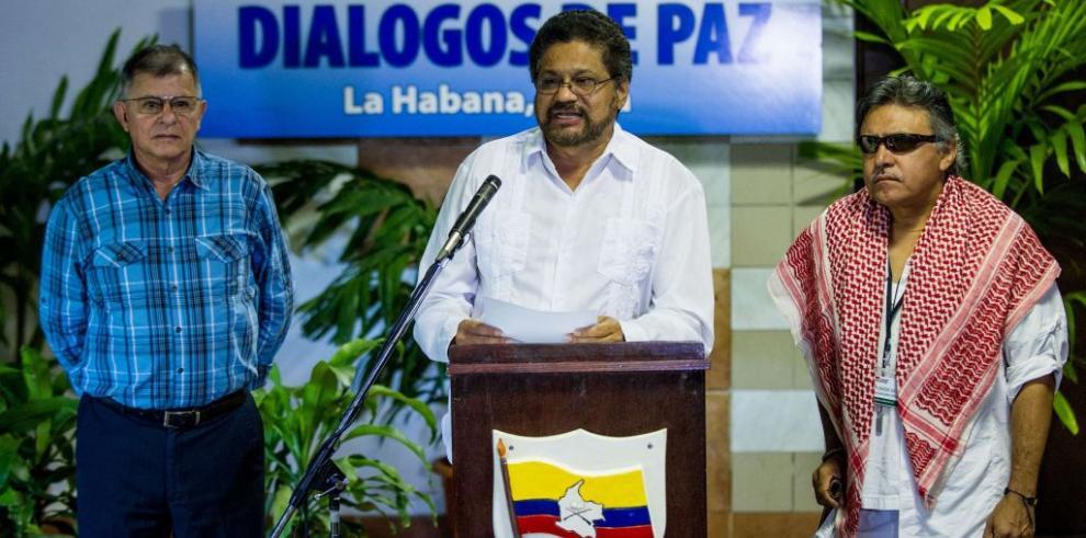Conversaciones de paz para Colombia se reanudarán el 24 de octubre