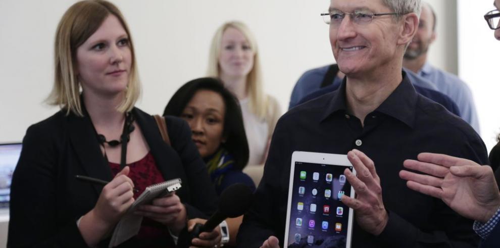 Apple presenta su iPad más delgada con solo 6,1 milímetros de grosor