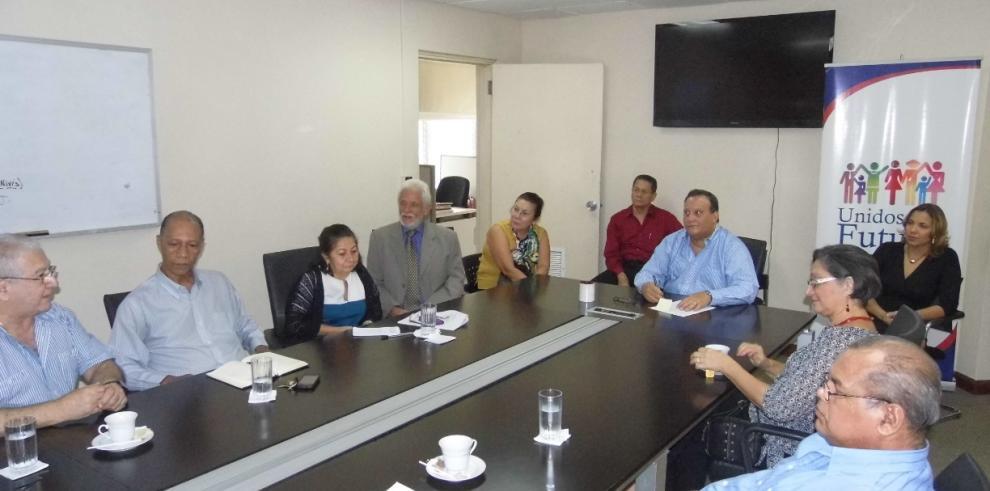 Concertación Nacional instala comisiones