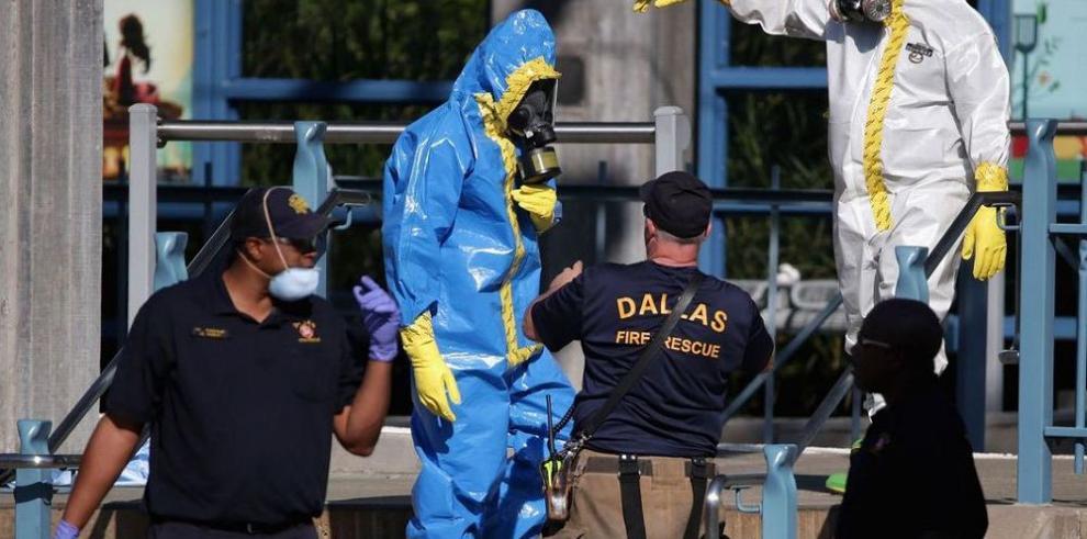 El ébola despertó la psicosis en América